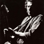 Bobby Mack captured playing live in Hamburg, Germany